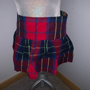 Abercrombie Plaid Skirt Brand New W Tags